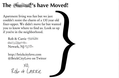move postcard back