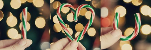 Candy Canes bring out the love.