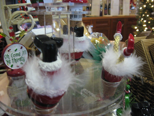 Holiday Wine Stoppers
