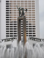 Selamat Datan Statue
