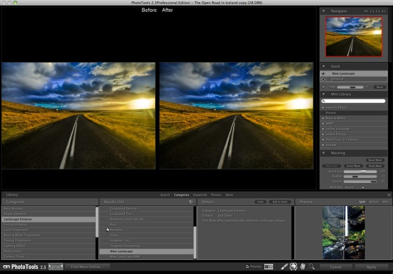 PhotoTools 2.5Professional Edition - The Open Road in Iceland copy (28.08%)-1