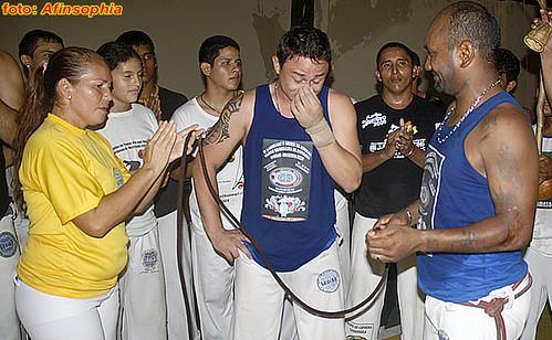 Capoeira CDLB 20 por você.
