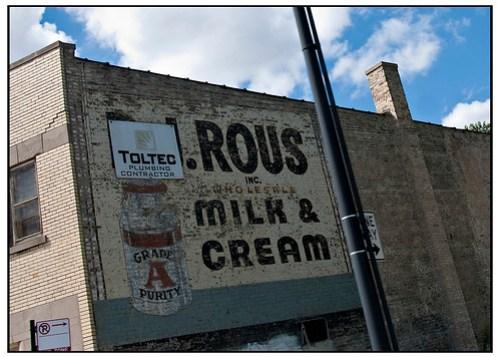 R. J. Rous Wholesale Milk and Cream