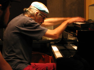 Alan Silva Trio at Candy 090821