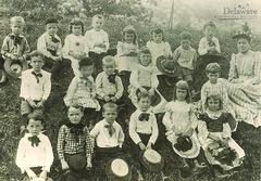 Kindergarten Class ca. 1893