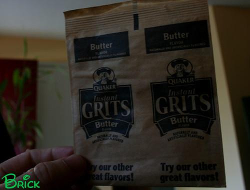 Butter Grits