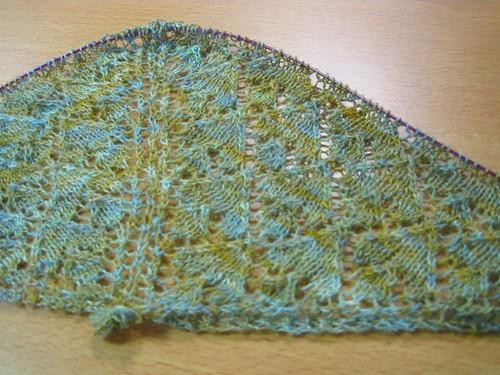 Adamas shawl
