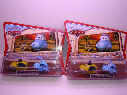 Disney international CARS pt flea and flik (1)