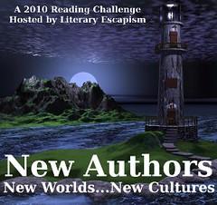 New Author Challenge 2010