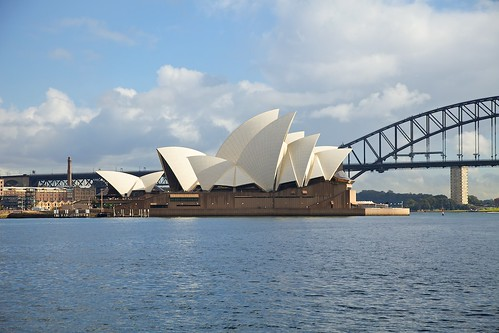 Opera House de Sidney: Obra vanguardista de la arquitectura mundial