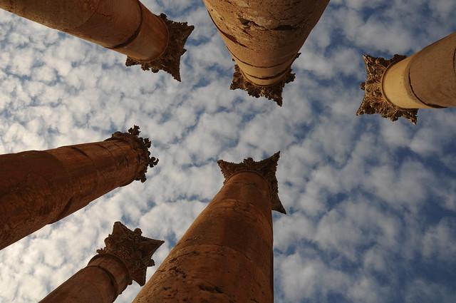 Templo de Artemisa, Jerash