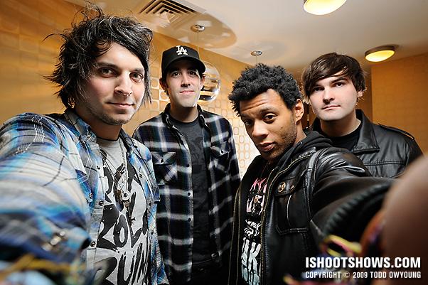 The Friday Night Boys (Atlantic Records)