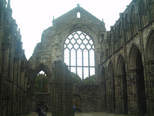 20090918 Edinburgh 11 Palace of Holyrood House & Holyrood Abbey 59