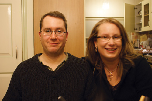 New years eve at the Amrhein's