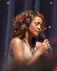Whitney Houston - Central Park, NYC  September...