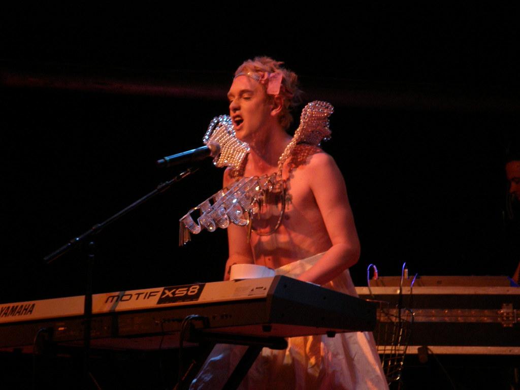 Patrick Wolf @Planeta Terra Festival '09