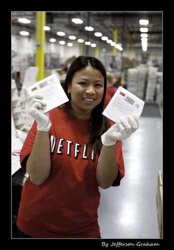 Behind the scenes @ Netflix by Jefferson Graham