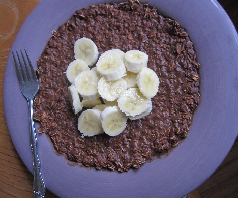 Post Race Breakfast Cookie