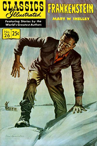 Classics Illustrated 26