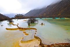 Huanglong+Mountain%2C+Sichuan