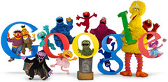 SESAME STREET*Google