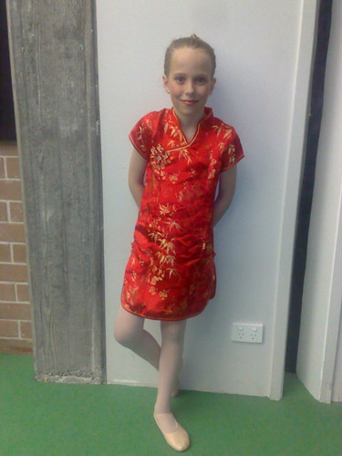 Ballet costume 2009