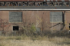 Al Tech, abandoned steel mill, Menands NY