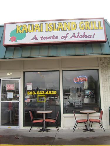Kauai Island Grill