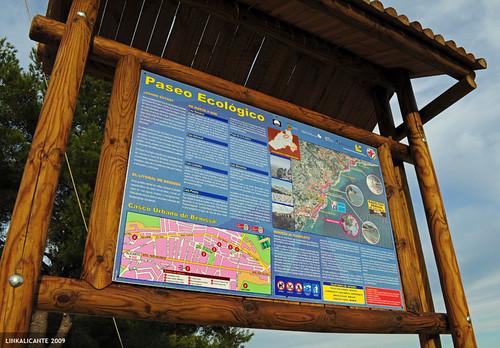 Paseo Ecológico Benissa