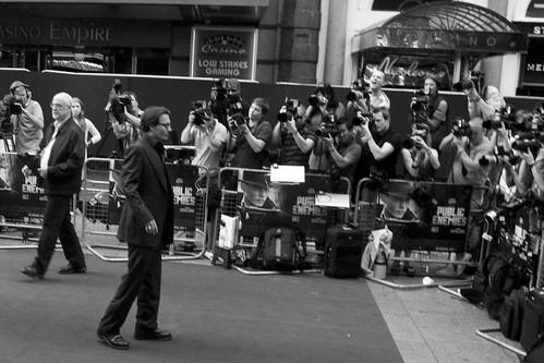 UK Premiere of Public Enemies (29.06.2009)