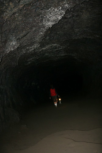 V in Lava Cave by you.