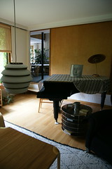 The Aalto House - Living
