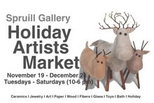 Spruill Gallery Holiday Market