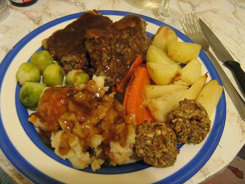 (un)thanksgiving dinner