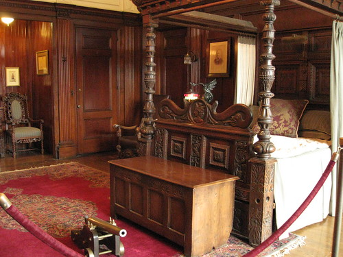 Sir Henry's suite
