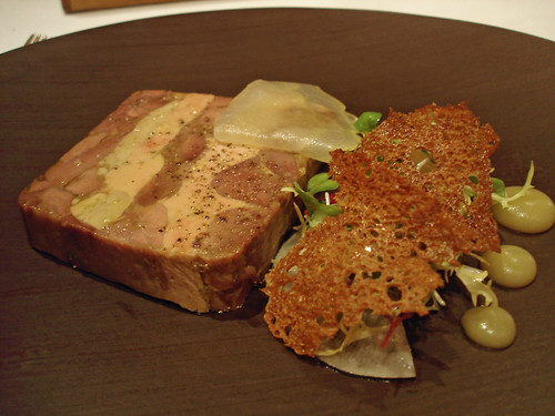 Goose and Foie Gras Terrine