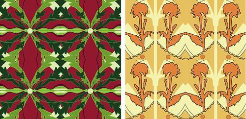 Christopher Dresser Inspired Patterns