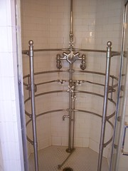 If this shower looks familiar to you, you are officially a Wright Brothers geek.