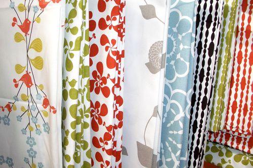 Swanky Swell - Modern Handmade Fabric