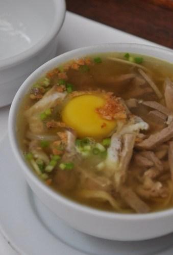 Batchoy @ Island Chicken Inasal Boracay