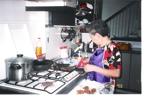 Mama Cooking