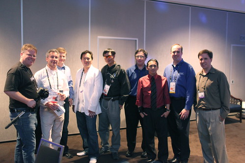 Cisco Live Blogger Event 2009 - Robert Scoble, Oliver Marks, Jeremiah Owyang, Harry McCracken, Brian Solis, Louis Gray (and more)