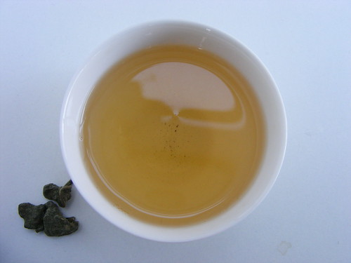 Ginseng Oolong by chadao