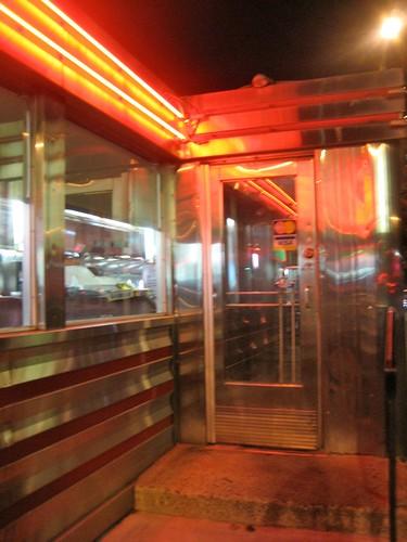 Neptune Diner Entryway