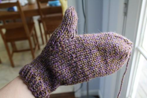my mitten