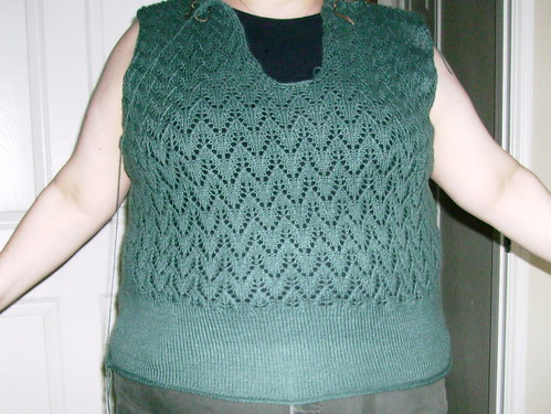 Sweater Front
