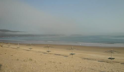 Not quite beach season