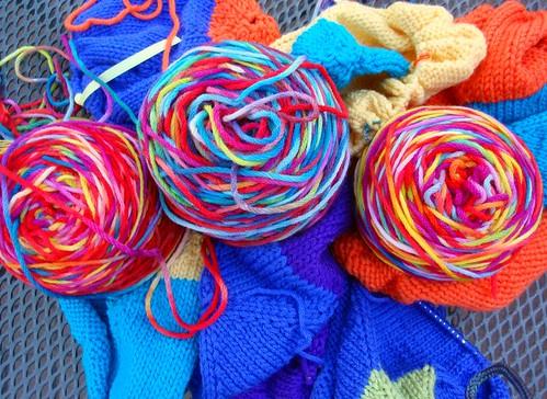 Yarn group