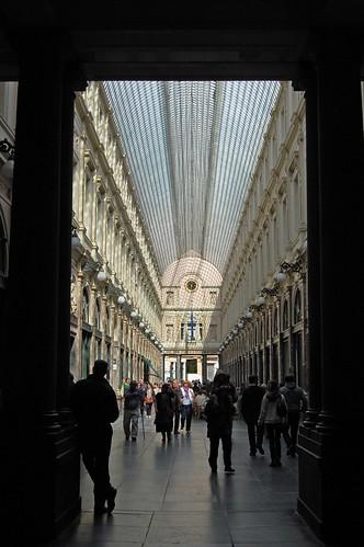 Les Galeries Saint-Hubert