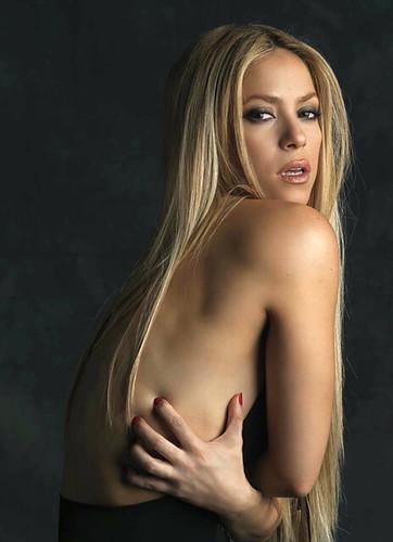 Shakira+HQ+PNG+She+WolfLoba+Promo+Phot